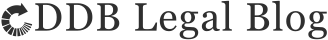 DDB Legal Blog Logo